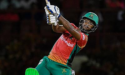 Nicholas Pooran (Guyana Amazon Warriors)