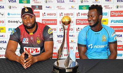 Final press conference with Kieron Pollard and Daren Sammy