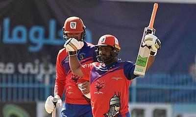 Mohammad Shahzad played a typical innings