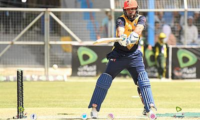 Samiullah Shinwari played a crucial knock