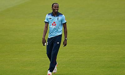 Jofra Archer chats after England's comeback to tie the Australia Series