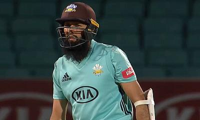 Hashim Amla has been in great form for Surrey