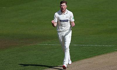 Tom Taylor Joins Northamptonshire CCC