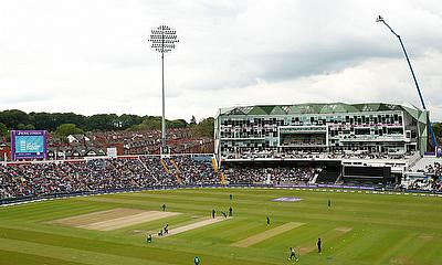 Four Yorkshire CCC players unavailable after positive test