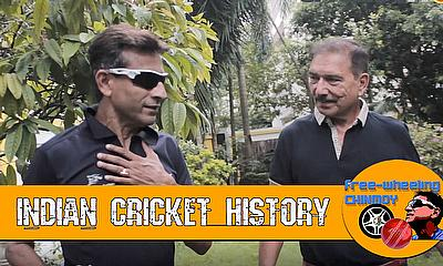 Indian Cricket History with Arun Lal