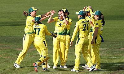 Cadbury show support and partner with Australia Women's Team
