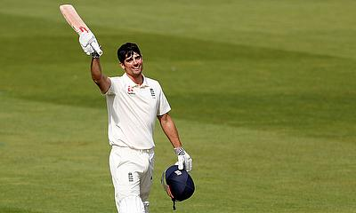 Sir Alastair Cook hit 172 for Essex today