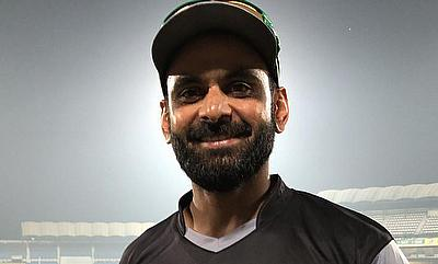 Mohammad Hafeez man-of-the-match