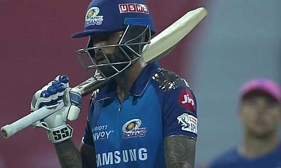 Suryakumar Yadav stole the show with the bat