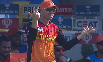 Sunrisers Hyderabad, who were looking iffy at the start of the tournament