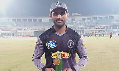 Player of the Match - Fakhar Zaman