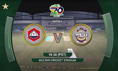 Northern vs Southern Punjab Full Match Highlights | Match 4 | National T20 Cup 2020