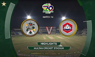 Balochistan vs Nothern Full Match Highlights | Match 14 | National T20 Cup 2020