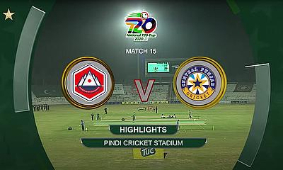 Central Punjab vs Northern Full Match Highlights | Match 15 | National T20 Cup 2020