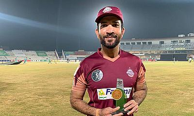 Man-of-the-match – Sohaib Maqsood (Southern Punjab)