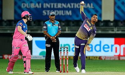 Sunil Narine taken off the IPL Suspected Illegal Bowling Action Warning List