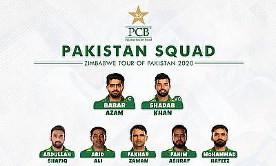PCB name probable squad for Zimbabwe series