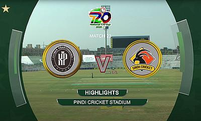 KP vs Sindh Full Match Highlights | Match 23 | National T20 Cup 2020
