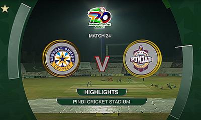 Southern vs Central Punjab Full Match Highlights | Match 24 | National T20 Cup 2020