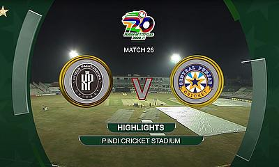 KP vs Central Punjab Full Match Highlights | Match 26 | National T20 Cup 2020