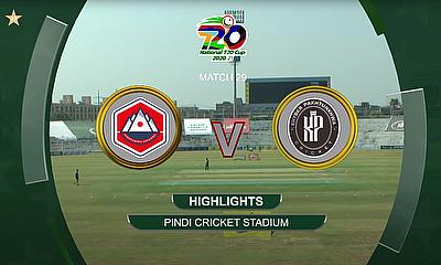 KP vs Northern Full Match Highlights | Match 29 | National T20 Cup 2020