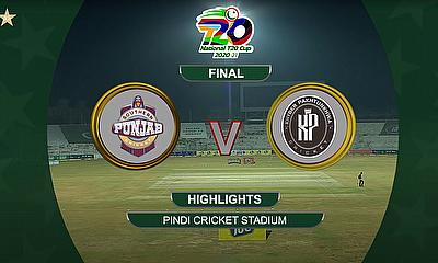 KP vs Southern Punjab Full Match Highlights | Match 33 | National T20 Cup 2020