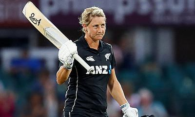 New Zealand's Sophie Devine - Captain of the Perth Scorchers in WBBL