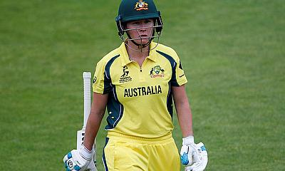 Australia's Beth Mooney