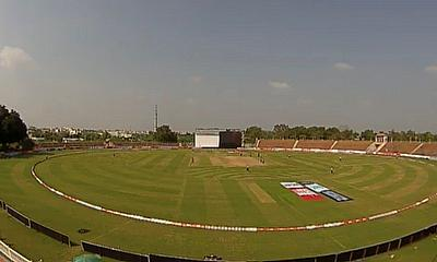Andhra T20 League 2020 - Ground View