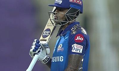Suryakumar Yadav played a terrific knock