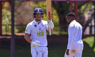 Jacques Snyman record breaking fastest-ever 4-Day Domestic Series century
