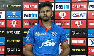 Delhi Capitals v Royal Challengers Bangalore Post Match Conference