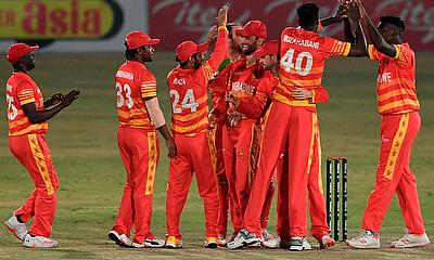 3rd ODI Pakistan v Zimbabwe: Zimbabwe win thriller in Super Over