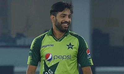 Haris Rauf 3-31 today for Pakistan