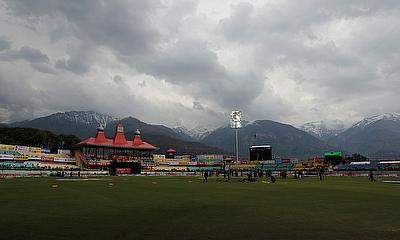 Himachal Pradesh Cricket Association Stadium, Dharamsala, India