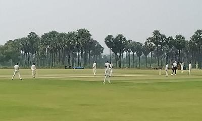 Action from the Siechem Pondicherry T20