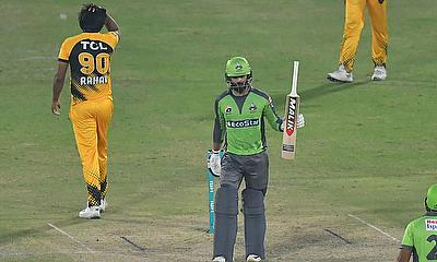 Mohammad Hafeez 74* for Lahore Qalanders