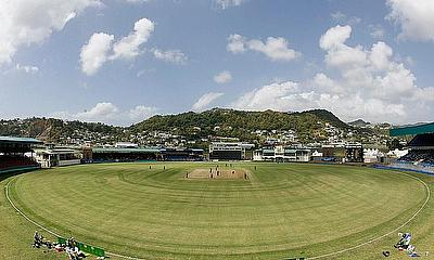 Arnos Vales Ground in St.Vincent.