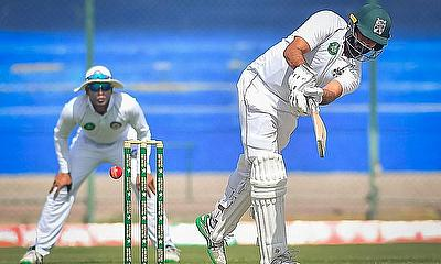 Quaid-e-Azam Trophy 2020 action