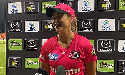 Sydney Sixers named squad ahead of weekend