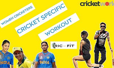 T20 Cricket Fitness | Women's Power Hitting