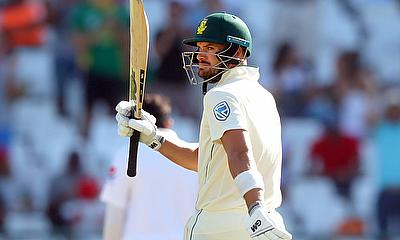 South Africa's Aiden Markram