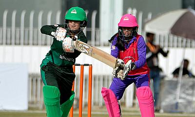 Bismah Maroof - 48-ball 61 leads PCB Challengers to a win - PCB