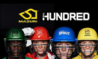 Masuri become official helmet and neck protection supplier for The Hundred