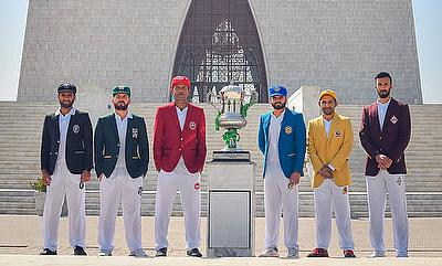 Quaid-e-Azam Trophy Team Captains