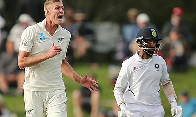Kyle Jamieson guilty of breaching the ICC Code of Conduct