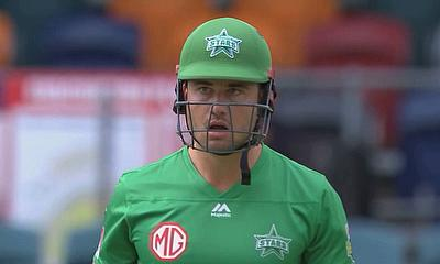 Marcus Stoinis 97* for the Stars today
