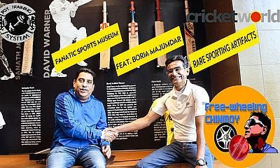 Fanattic Sports Museum | The Boria Majumdar Collection