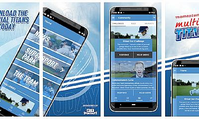 Multiply Titans mobile app brings fans closer to the team