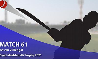 Cricket Betting Tips and Fantasy Cricket Match Predictions: Syed Mushtaq Ali Trophy 2021 - Assam vs Bengal, Elite B